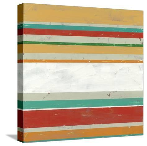 Serape II-June Vess-Stretched Canvas Print