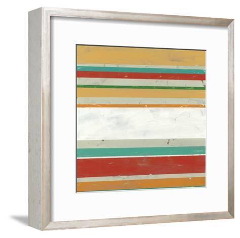 Serape II-June Vess-Framed Art Print