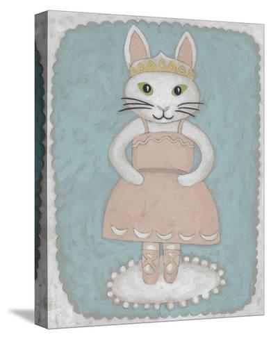 Ballerina Animal II-Chariklia Zarris-Stretched Canvas Print