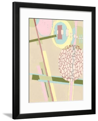 Elevated Pod I-Nikki Galapon-Framed Art Print