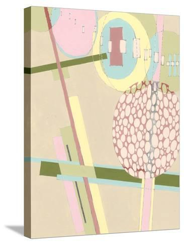 Elevated Pod I-Nikki Galapon-Stretched Canvas Print