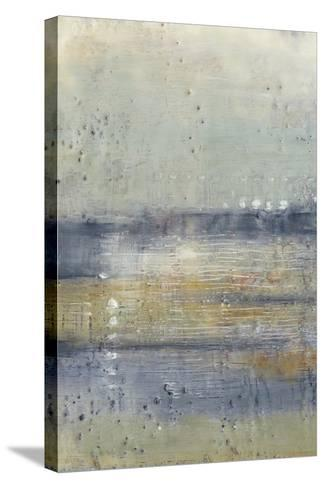Glimmer II-Jennifer Goldberger-Stretched Canvas Print