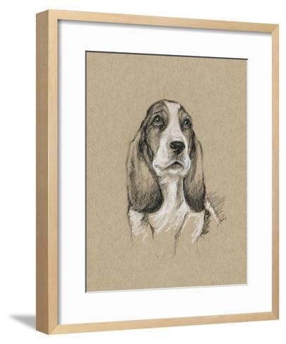 Breed Sketches VI-Ethan Harper-Framed Art Print