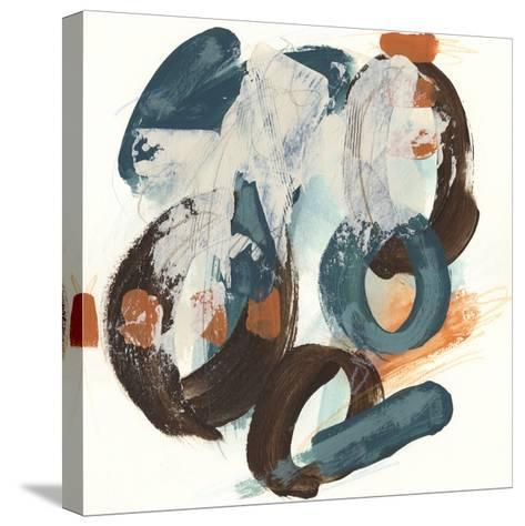 Circular Intent II-June Vess-Stretched Canvas Print