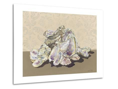 Shell Collection II-Dianne Miller-Metal Print