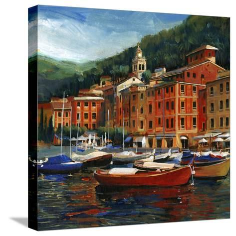 Italian Village I-Tim OToole-Stretched Canvas Print