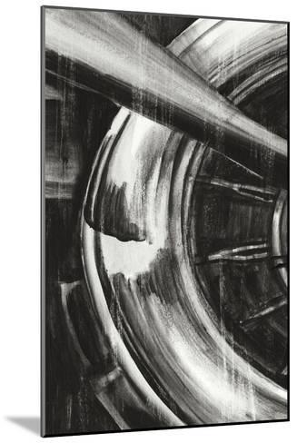 Vintage Propeller I-Ethan Harper-Mounted Art Print