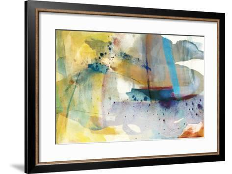 Deviation I-Sisa Jasper-Framed Art Print