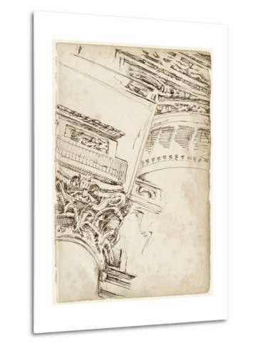 Architects Sketchbook II-Ethan Harper-Metal Print