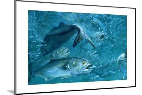 Feeding Frenzy at Shagwong,' 1974-Stanley Meltzoff-Mounted Giclee Print