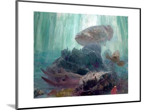 The Lord of Barcajon Channel, 2005-Stanley Meltzoff-Mounted Giclee Print