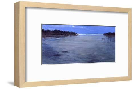 Edmunds Creek, 2002-Stanley Meltzoff-Framed Art Print