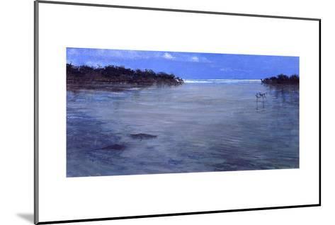 Edmunds Creek, 2002-Stanley Meltzoff-Mounted Giclee Print