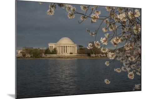 The Jefferson Memorial on the Edge of the Tidal Basin-Cristina Mittermeier-Mounted Photographic Print