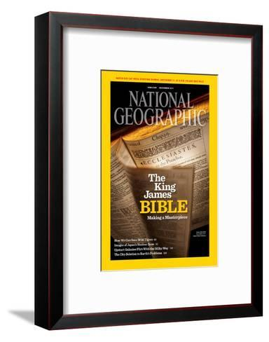 Cover of the December, 2011 National Geographic Magazine-Jim Richardson-Framed Art Print