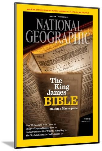 Cover of the December, 2011 National Geographic Magazine-Jim Richardson-Mounted Photographic Print