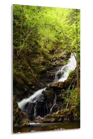 Macintosh Brook Waterfalls in Cape Breton Highlands National Park-Darlyne A^ Murawski-Metal Print
