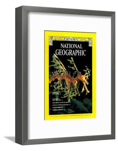Cover of the June, 1978 National Geographic Magazine-Paul Zahl-Framed Art Print