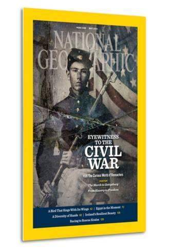Cover of the May, 2012 National Geographic Magazine-Rebecca Hale-Metal Print