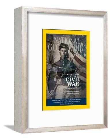 Cover of the May, 2012 National Geographic Magazine-Rebecca Hale-Framed Art Print