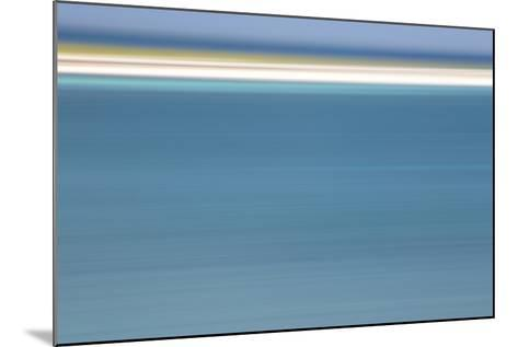 The Turquoise Caribbean Sea and White Beach in the Portland Bight Protected Area-Robin Moore-Mounted Photographic Print