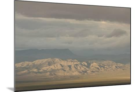 Landscape of Great Basin National Park-Phil Schermeister-Mounted Photographic Print