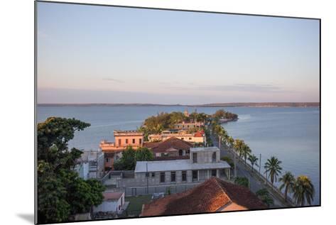 Sunset over Punta Gorda, Cienfuegos, Cuba-Erika Skogg-Mounted Photographic Print