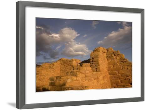 The Far View Ruins in Mesa Verde National Park-Phil Schermeister-Framed Art Print