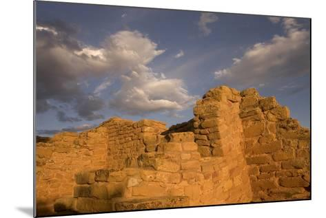 The Far View Ruins in Mesa Verde National Park-Phil Schermeister-Mounted Photographic Print