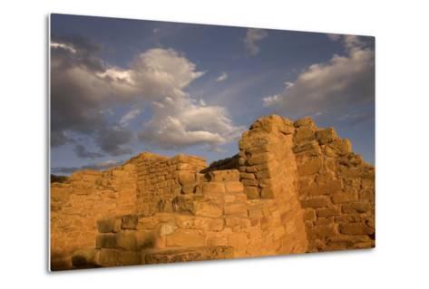 The Far View Ruins in Mesa Verde National Park-Phil Schermeister-Metal Print