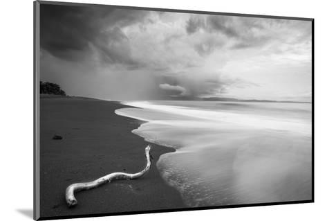 Stormy Beach on the Osa Peninsula of Costa Rica-Robin Moore-Mounted Photographic Print