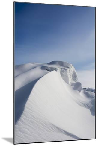 A Scenic Snow Drift-Sergio Pitamitz-Mounted Photographic Print