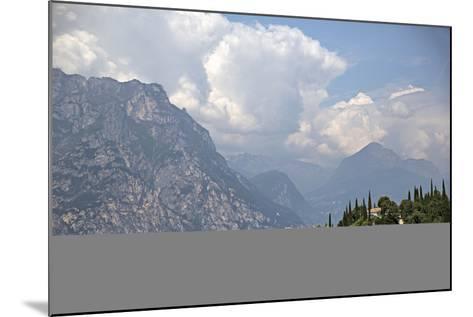 Lake Garda Near Malcesine-Ulla Lohmann-Mounted Photographic Print