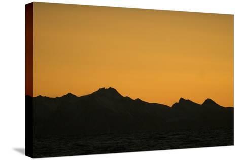 Sunset over the Lofoten Archipelago-Cristina Mittermeier-Stretched Canvas Print