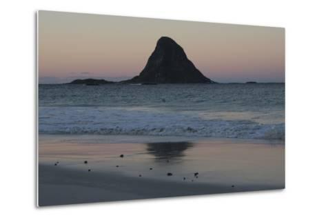 A Small Island Off the Coast of Andenes in the Northern Fjordlands of Norway-Cristina Mittermeier-Metal Print