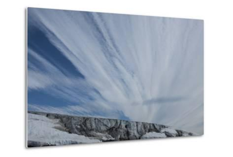 The Cloud Filled Sky Above Franz Josef Land-Cristina Mittermeier-Metal Print