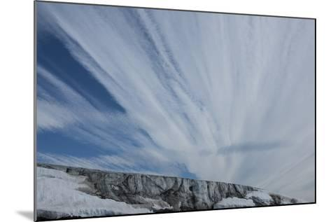 The Cloud Filled Sky Above Franz Josef Land-Cristina Mittermeier-Mounted Photographic Print