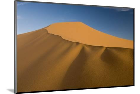 Sand Dunes in Coral Pink Sand Dunes State Park-Paul Colangelo-Mounted Photographic Print