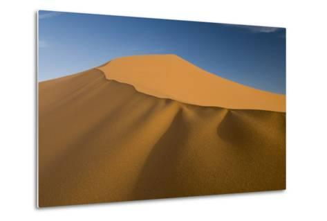 Sand Dunes in Coral Pink Sand Dunes State Park-Paul Colangelo-Metal Print