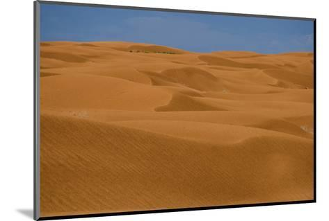 Sand Dunes in Canyonlands National Park-Paul Colangelo-Mounted Photographic Print