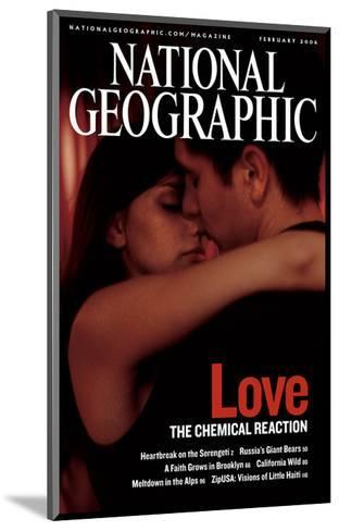 Cover of the February, 2006 National Geographic Magazine-Pablo Corral Vega-Mounted Photographic Print