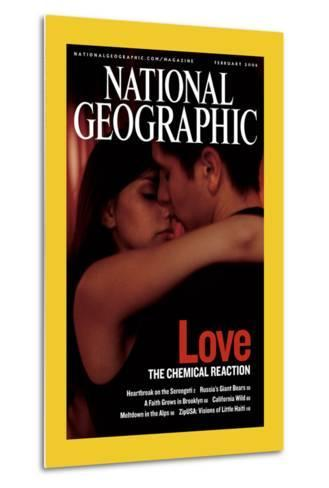 Cover of the February, 2006 National Geographic Magazine-Pablo Corral Vega-Metal Print