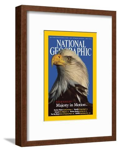Cover of the July, 2002 National Geographic Magazine-Norbert Rosing-Framed Art Print