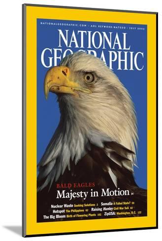 Cover of the July, 2002 National Geographic Magazine-Norbert Rosing-Mounted Photographic Print