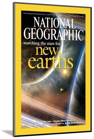 Cover of the December, 2004 National Geographic Magazine-Dana Berry-Mounted Photographic Print