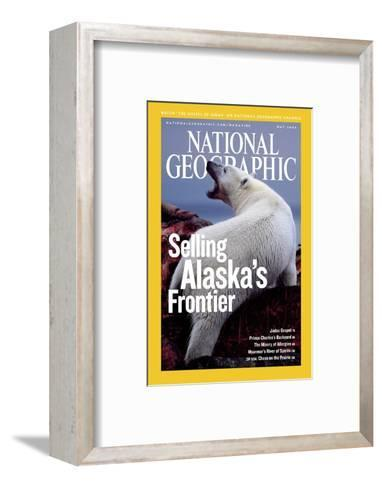 Cover of the May, 2006 National Geographic Magazine-Joel Sartore-Framed Art Print