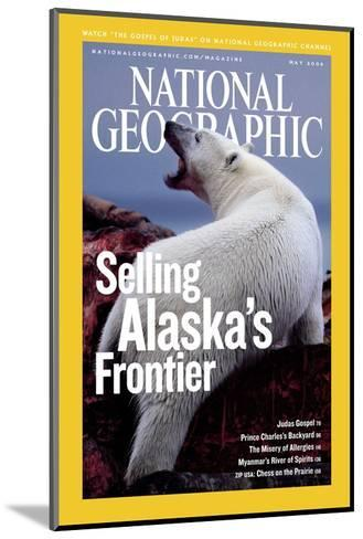Cover of the May, 2006 National Geographic Magazine-Joel Sartore-Mounted Photographic Print