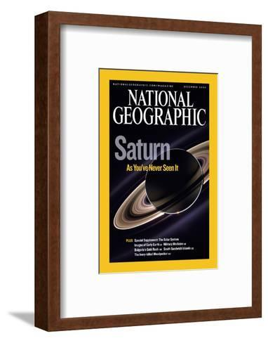 Cover of the December, 2006 National Geographic Magazine--Framed Art Print