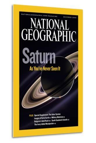 Cover of the December, 2006 National Geographic Magazine--Metal Print