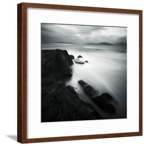 Podzoom-David Baker-Framed Art Print